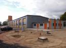 Geländebetreuungsgebäude